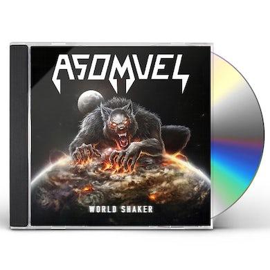 Asomvel WORLD SHAKER CD