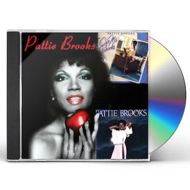 Pattie Brooks LOVE SHOOK / OUR MS BROOKS CD