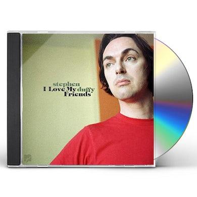 Stephen Duffy I LOVE MY FRIENDS CD
