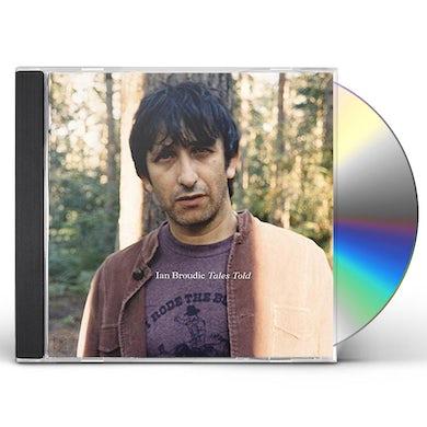 Ian Broudie TALES TOLD CD