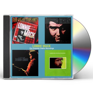 Lonnie Mack COMPLETE ELEKTRA RECORDINGS (2CD) CD