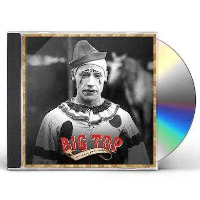 Michael Fracasso BIG TOP CD