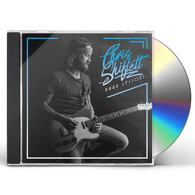 Chris Shiflett HARD LESSONS CD