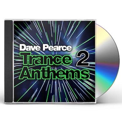Dave Pearce TRANCE ANTHEMS 2 CD