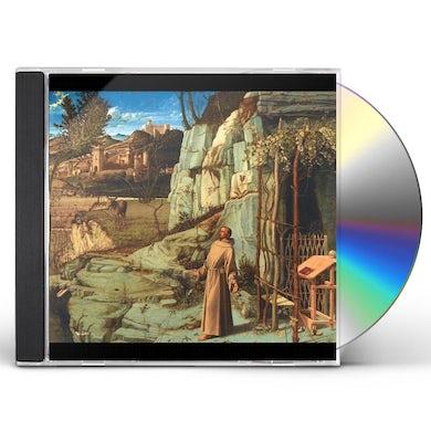 John Zorn NOVE CANTICI PER FRANCESCO D'ASSISI CD