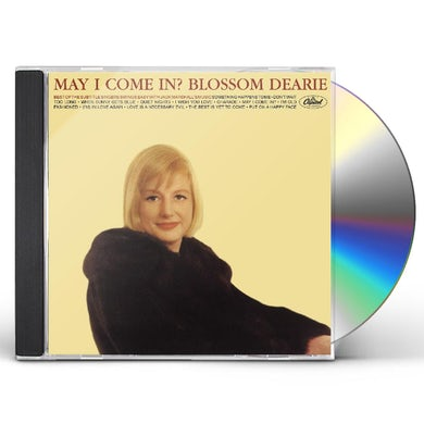 Blossom Dearie MAY I COME IN CD
