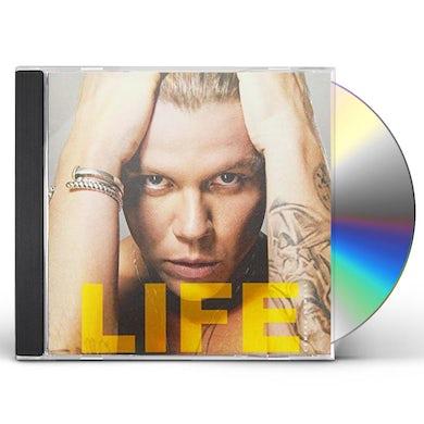 Conrad Sewell LIFE CD