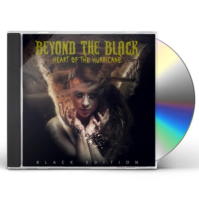 Beyond The Black HEART OF THE HURRICANE (BLACK EDITION) CD