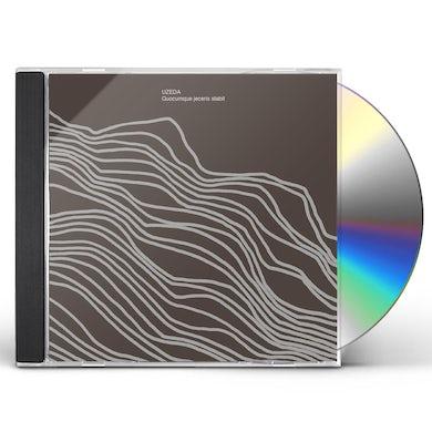 Uzeda QUOCUMQUE JECERIS STABIT CD