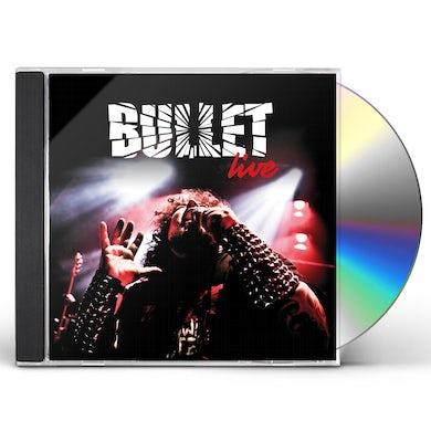 Bullet LIVE CD