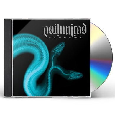 Evil United  SERPENT CD