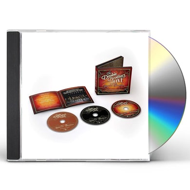 Doobie Brothers LIVE FROM THE BEACON THEATRE CD