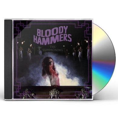 Bloody Hammers SUMMONING CD