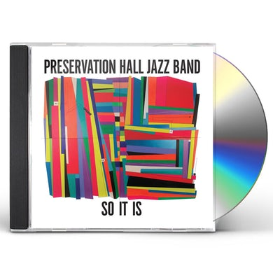 Preservation Hall Jazz Band SO IT IS CD