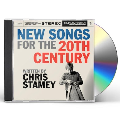 NEW SONGS FOR THE 20TH CENTURY CD