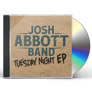 Josh Abbott Band JAB Tuesday Night EP CD