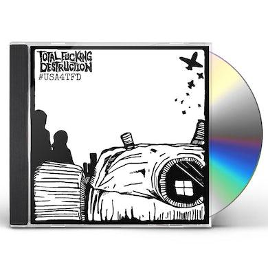 Total Fucking Destruction USA4TFD CD