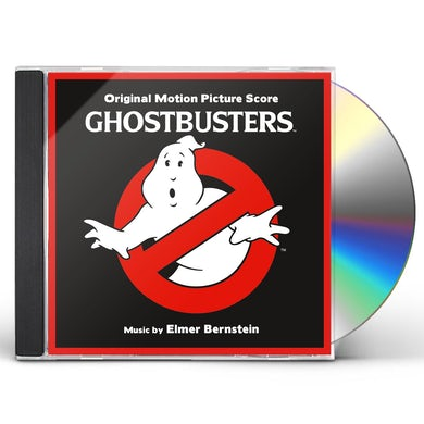 Elmer Bernstein GHOSTBUSTERS (SCORE) / Original Soundtrack CD
