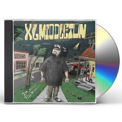 Xl Middleton 2 MINUTES TILL MIDNIGHT CD