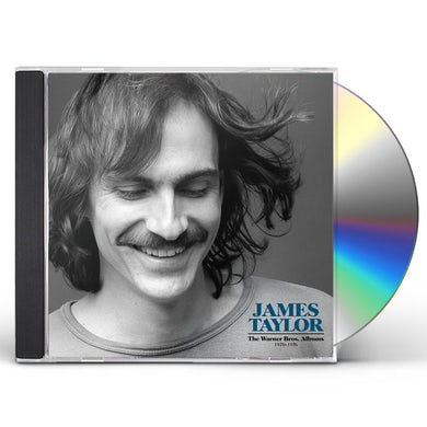 James Taylor WARNER BROS. ALBUMS: 1970-1976 CD