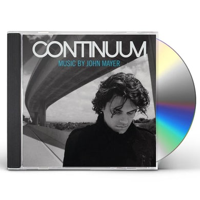 John Mayer CONTINUUM (GOLD SERIES) CD
