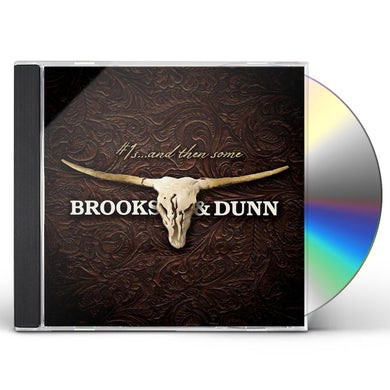Brooks & Dunn #1'S & THEN SOME (GOLD SERIES) CD