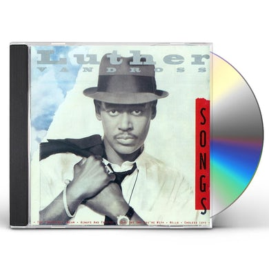 Luther Vandross SONGS CD