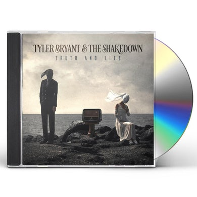 Tyler Bryant & Shakedown TRUTH AND LIES CD