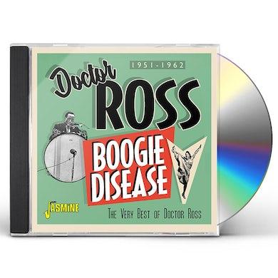 BOOGIE DISEASE: VERY BEST OF DOCTOR ROSS 1951-1962 CD