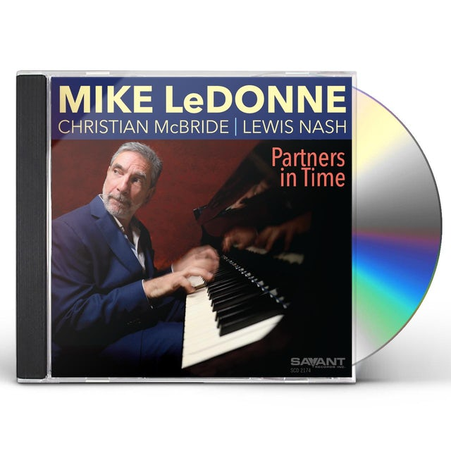 Mike Ledonne PARTNERS IN TIME CD