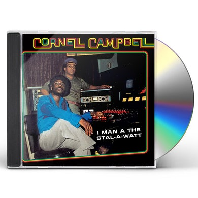 Cornell Campbell I MAN A THE STAL-A-WATT CD