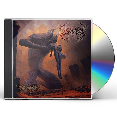 Disentomb DECAYING LIGHT CD