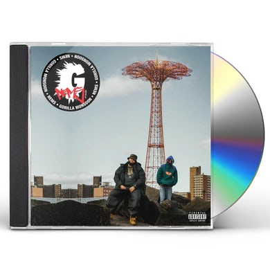 Gorilla Monsoon CD