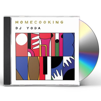 Dj Yoda HOME COOKING CD
