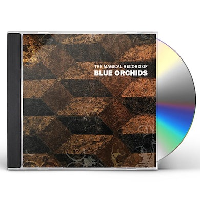 MAGICAL RECORD OF BLUE ORCHIDS CD
