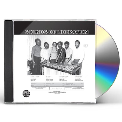 Sounds Of Liberation CD