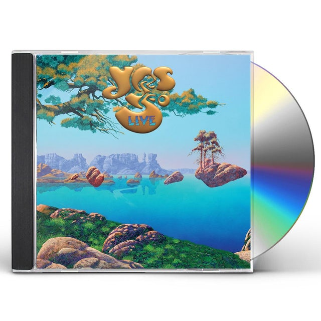 Yes 50 LIVE CD