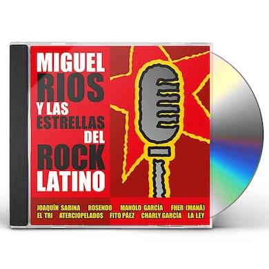 Miguel Rios Y LAS ESTRELLAS DEL ROCK CD