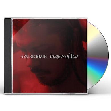 Azure Blue IMAGES OF YOU CD