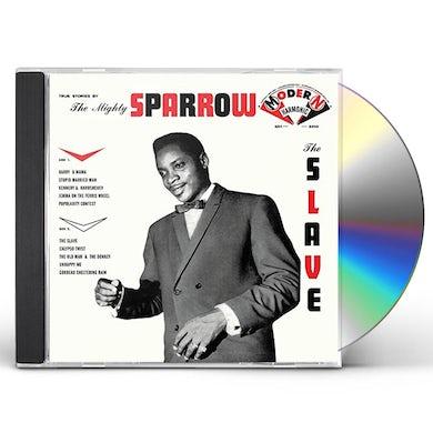 Mighty Sparrow SLAVE CD