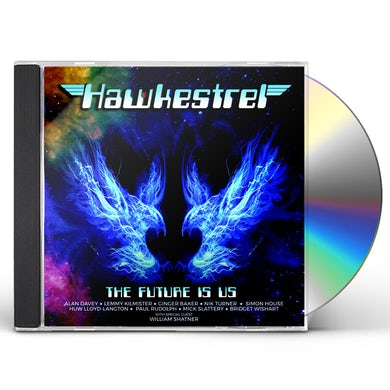 Hawkestrel THE FUTURE IS US CD