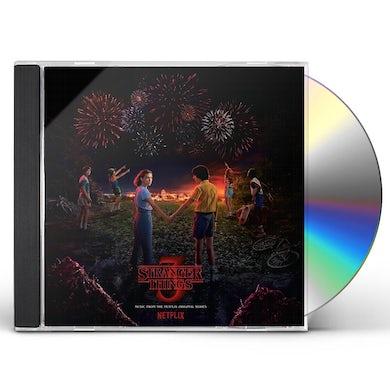 STRANGER THINGS: SOUNDTRACK NETFLIX SEASON 3 / VAR CD