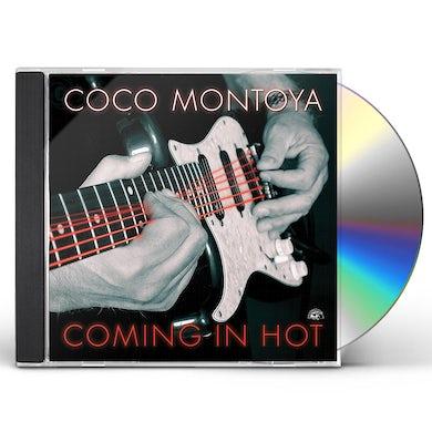 Coco Montoya COMING IN HOT CD