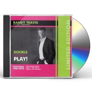 Randy Travis THREE WOODEN CROSSES / SONGS OF THE SEASON CD