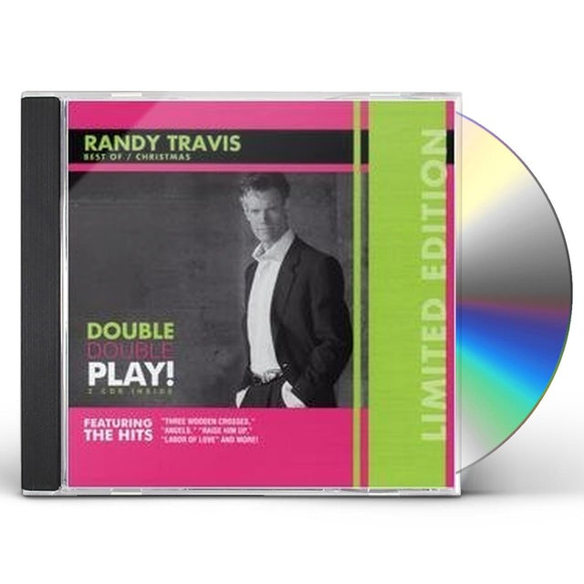 Randy Travis THREE WOODEN CROSSES / SONGS OF THE SEASON CD
