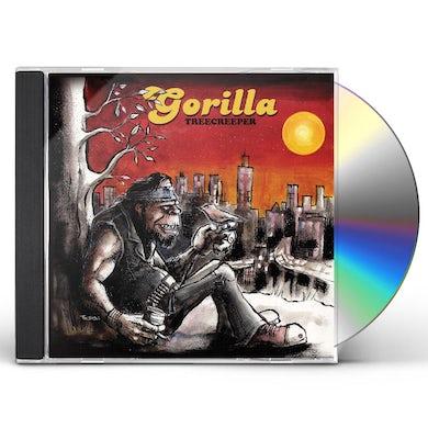 Gorilla TREECREEPER CD