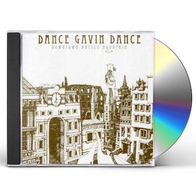Dance Gavin Dance DOWNTOWN BATTLE MOUNTAIN CD