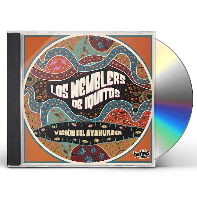 Los Wemblers De Iquitos VISION DEL AYAHUASCA CD