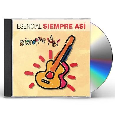ESENCIAL SIEMPRE ASI CD