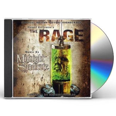 Midnight Syndicate RAGE CD